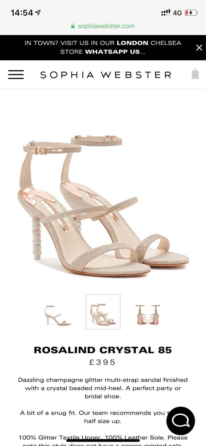 Ya tengo mis zapatos mariposa! 🦋 - 4