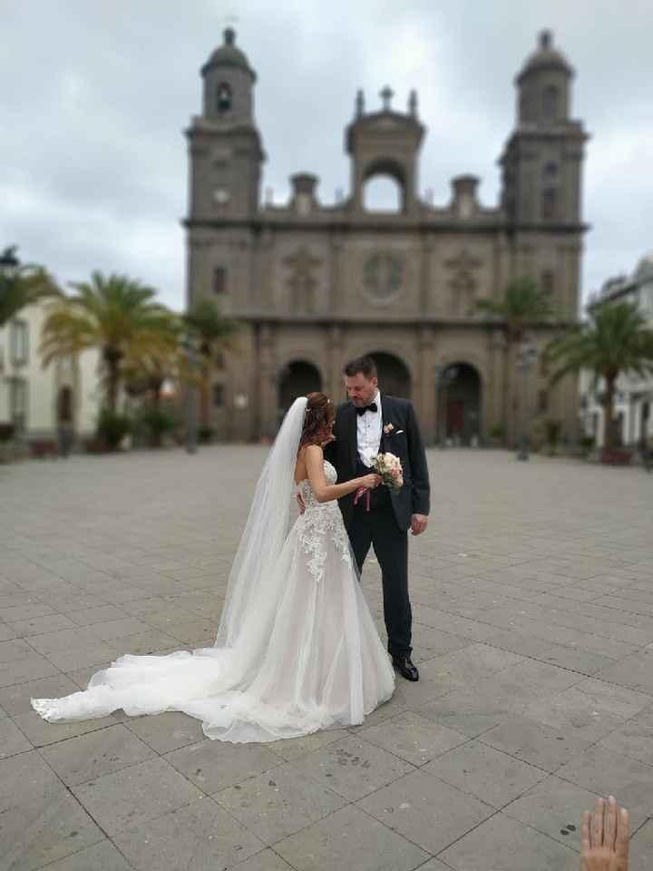 Alguien que se haya casado en el registro civil de las palmas por favor!! 😍 - 1