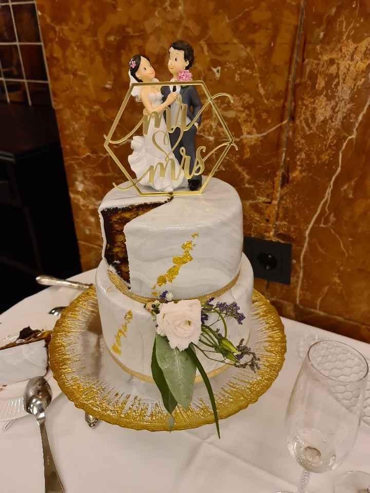¿Cómo decoraréis la tarta nupcial? - 1