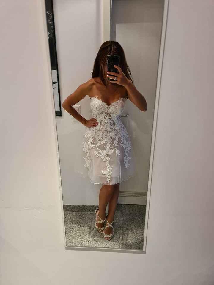 ¿Qué vais a hacer con el vestido de novia? - 2