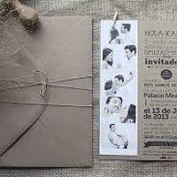 Invitaciones originales - 1