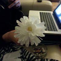 Flor 6 # flores de papel
