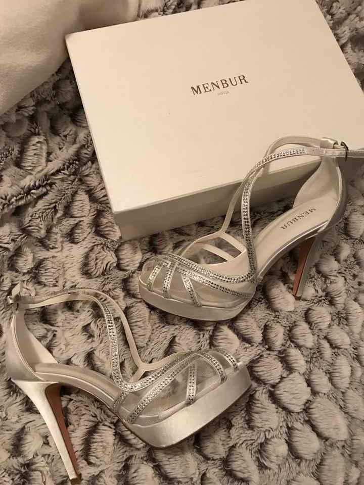 Zapatos de novia..desesperacion! - 1