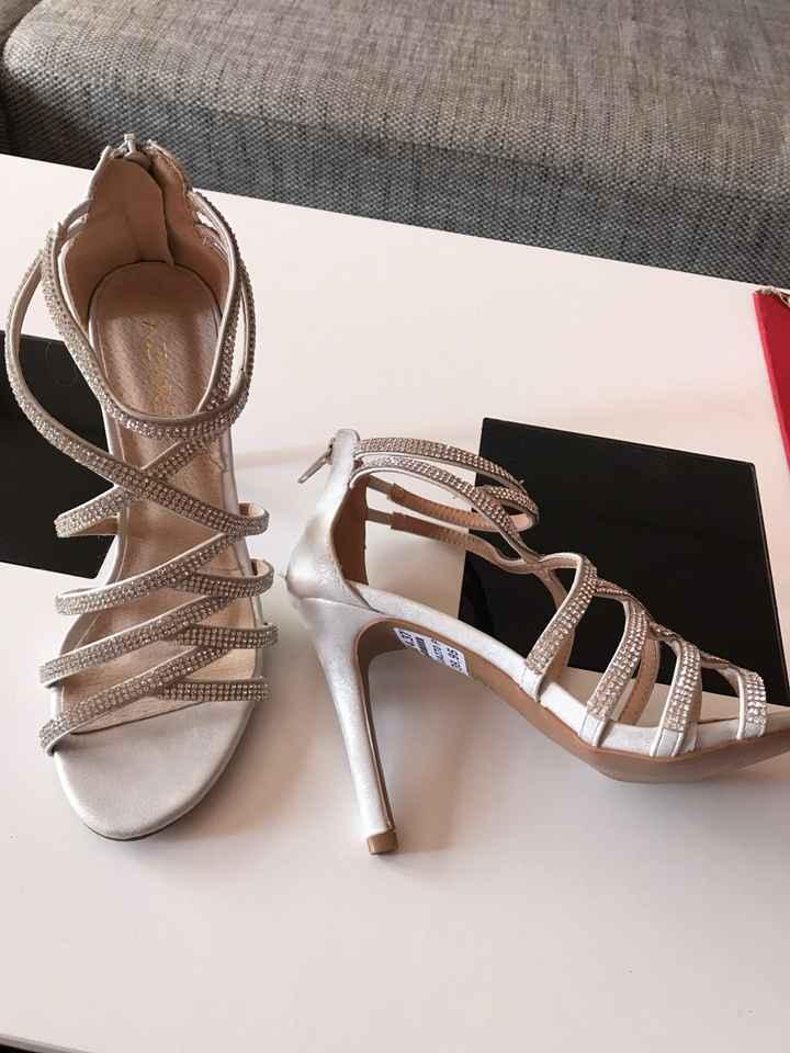 Zapatos de novia..desesperacion! - 2
