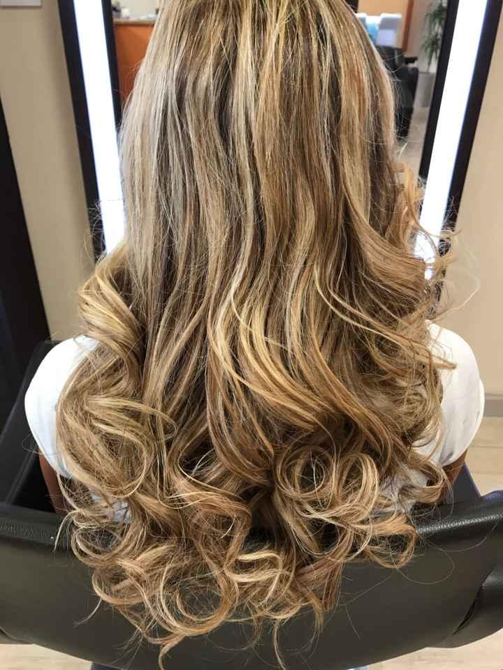 Ayuda: Extensiones para el peinado - 2