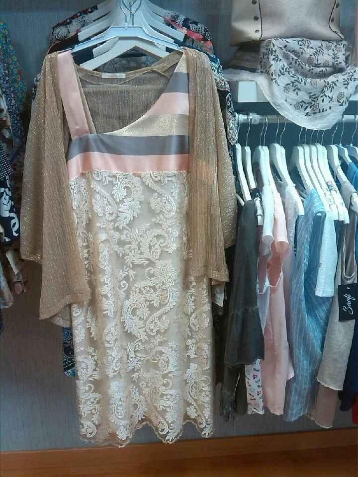 Suegra vestido - 1