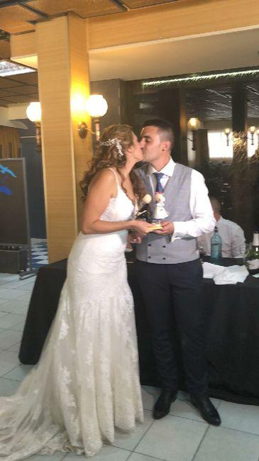y sí nos hemos casado!!! El día 9-10-2020 - 3