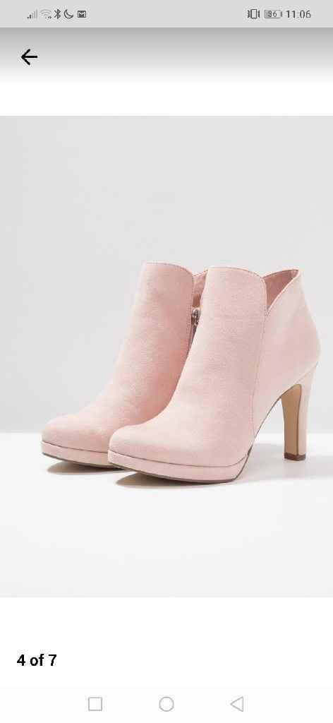 ¿Cómo piensas reutilizar tus zapatos de novia después del día B? - 1