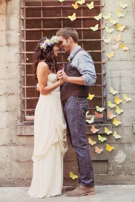 vestido informal - moda nupcial - foro bodas