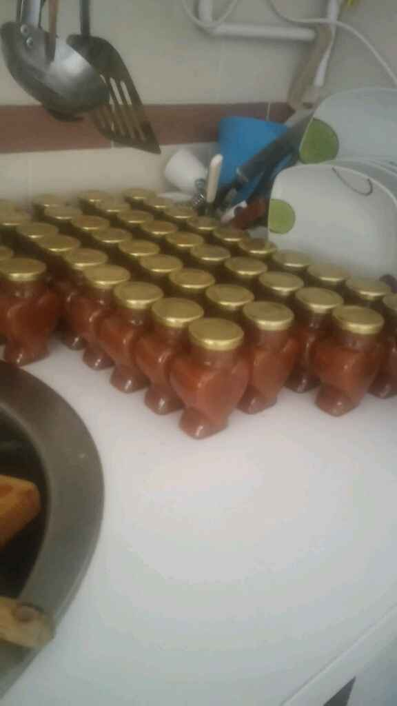 Duda con mermeladas para regalo - 1