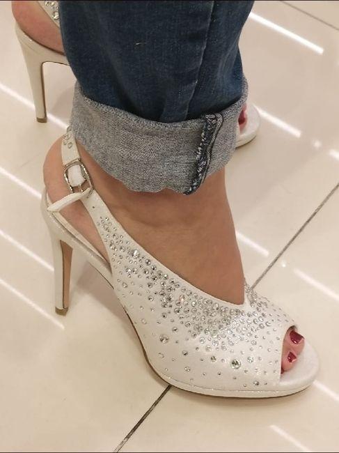 Zapatos de imprevisto! - 1