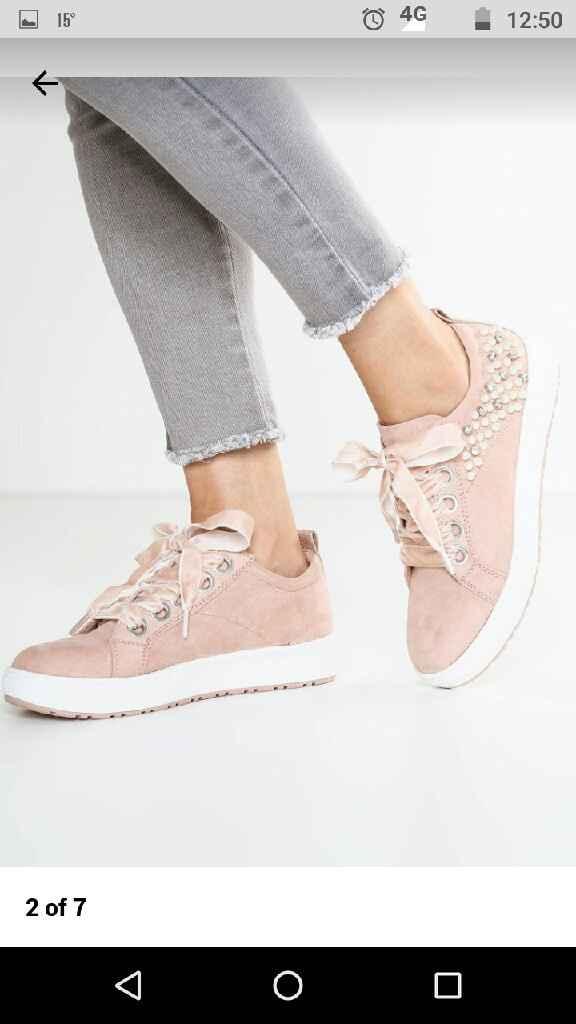 Tacones por zapatillas - 3