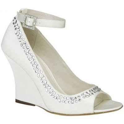zapato de novia