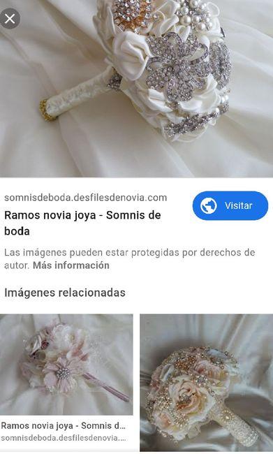 Ramo de novia... - 1