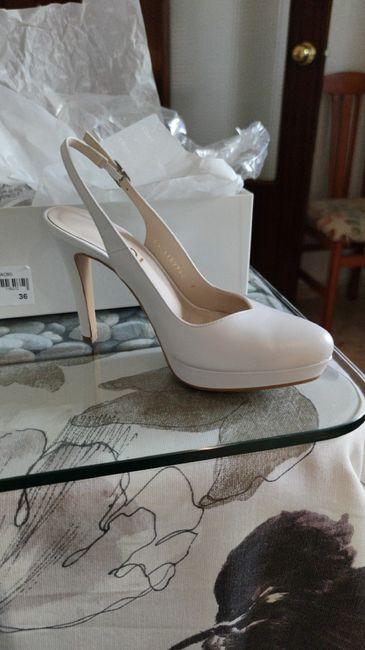 Los zapatos de todas las novias! 7
