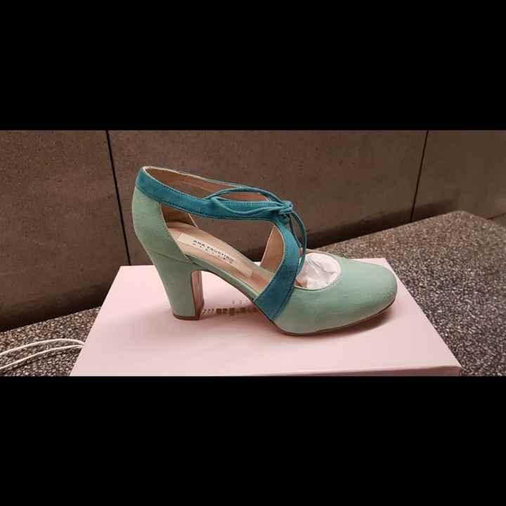 Ya tengo zapatos! - 1