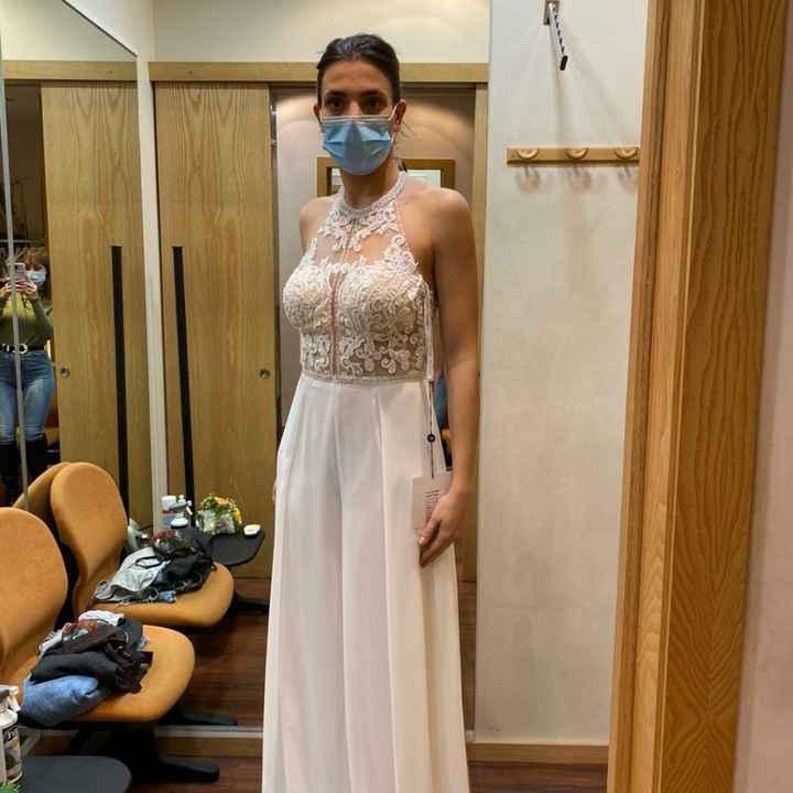 Recomendación segundo vestido - 2