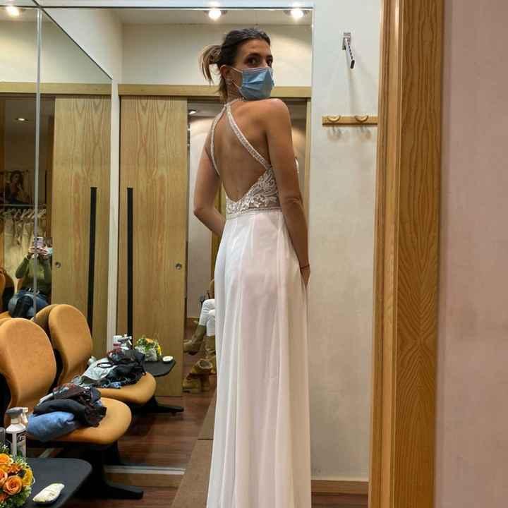 Recomendación segundo vestido - 4