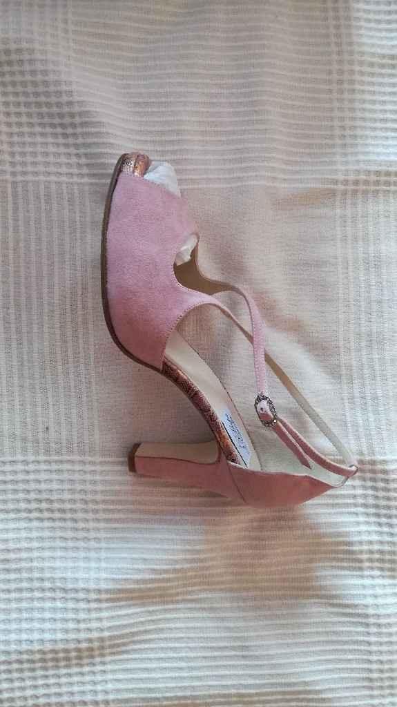 Mis zapatos a medida. - 1