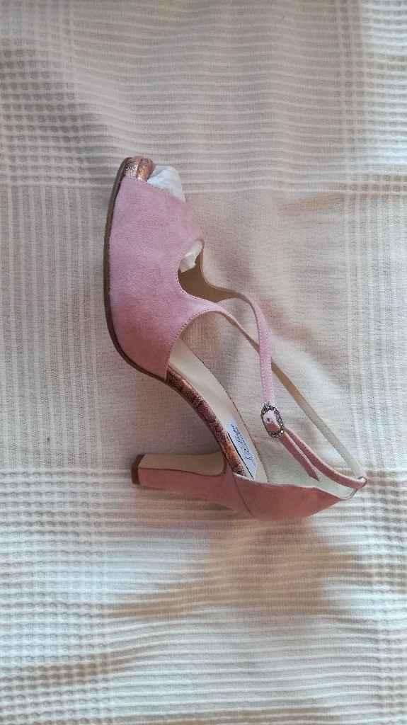 Mis zapatos a medida. - 2