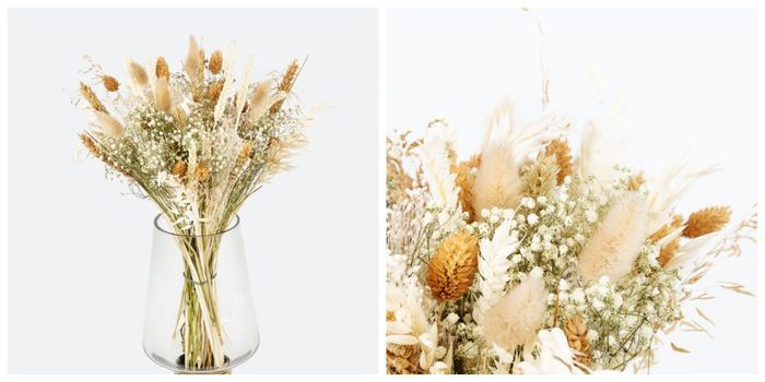Ramo de flores secas ¿cuál os gusta más? 1