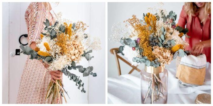 Ramo de flores secas ¿cuál os gusta más? 4