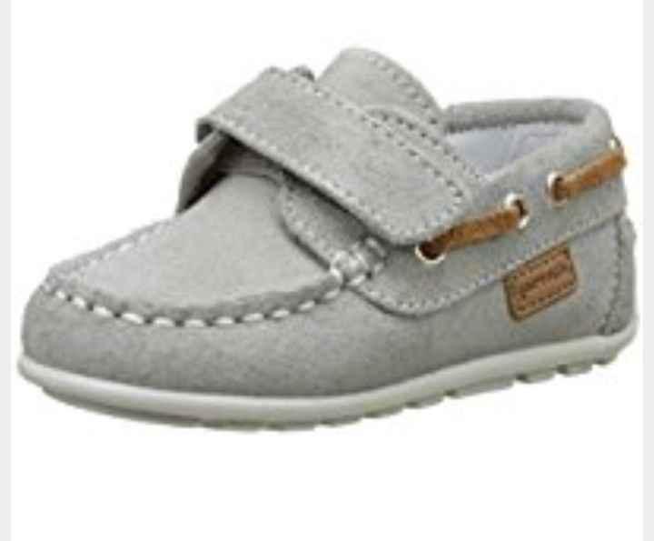 Zapatos niños - 2
