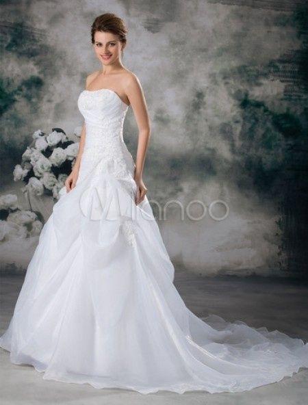 tirante de pedreria palabra de honor - moda nupcial - foro bodas