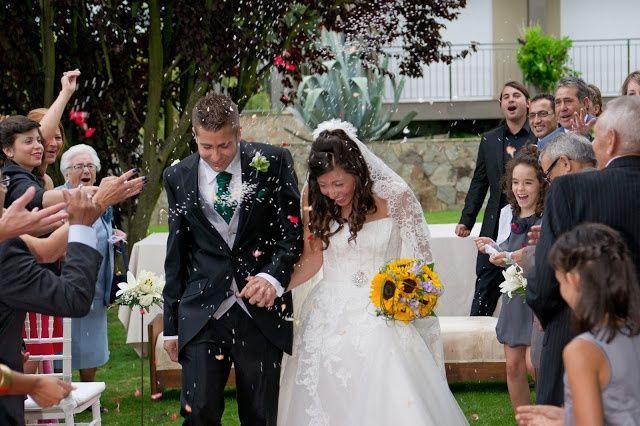 ceremonia civil, vestido de novia y velo - ceremonia nupcial - foro