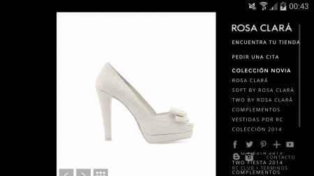 Vuestros zapatos de novia - 1
