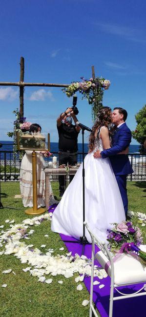 Felizmente casados!!!!! 2