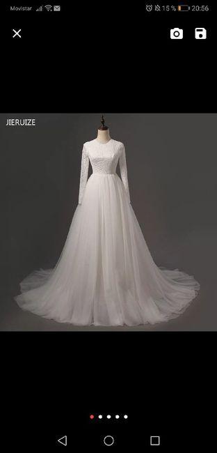Vestido de novia.... Tienda?... On-line? 2