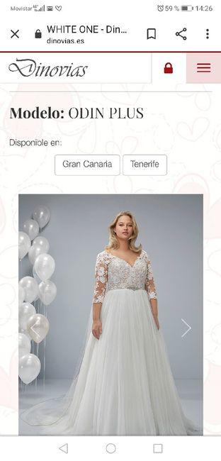 Vestido de novia.... Tienda?... On-line? 11