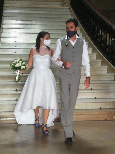 Por fin casados!! 1