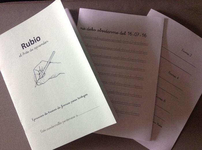 Mi cuadernillo rubio para testigos - 1