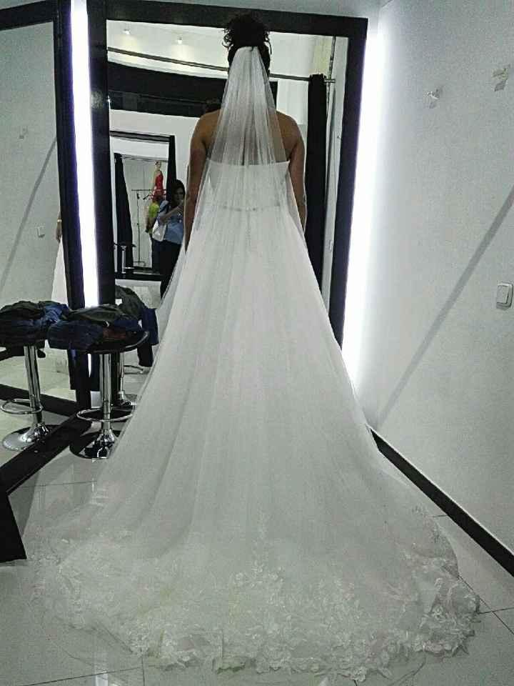 Ya tengo mi vestido!!!! - 3