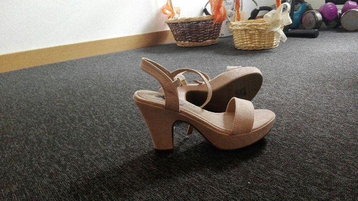 Zapatos de no novia!!! prima la comidad!! - 1