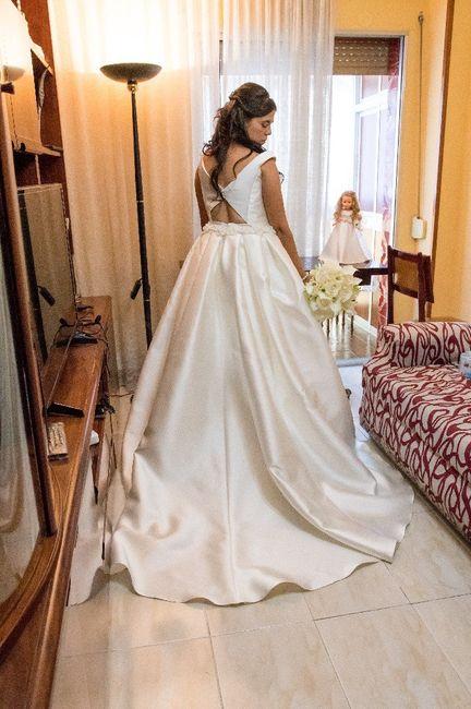 ¿me enseñais vuestros preciosos vestidos? - 2