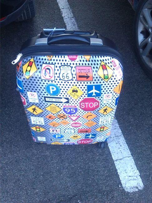 Si buscais maletas para el viaje luna de miel foro - Maleta viaje carrefour ...
