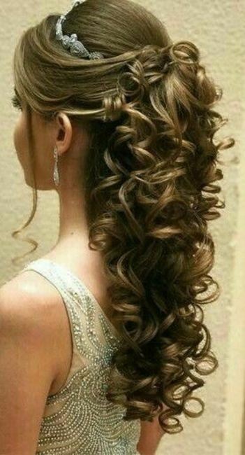 ¿Peinado MINI O MAXI? 1