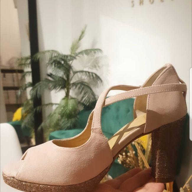Por fin mis zapatos de novia!!!! - 1