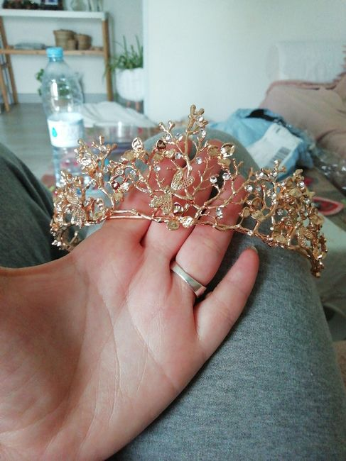 Tocado tiara 2