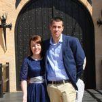 Lucia y Adrian