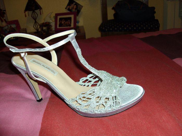 Ayuda Los Foro ZapatosModa Nupcial Con 45ARLj