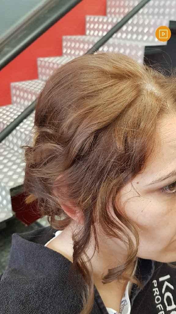 Prueba peinado - 1