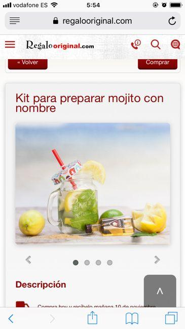 Kit mojito para detalle - 1