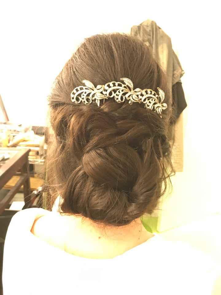 Mi peinado final - 1