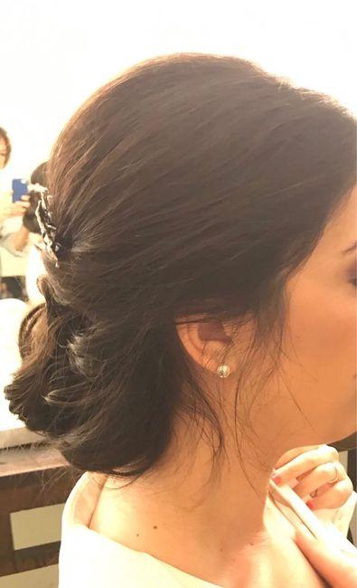 Mi peinado final - 2