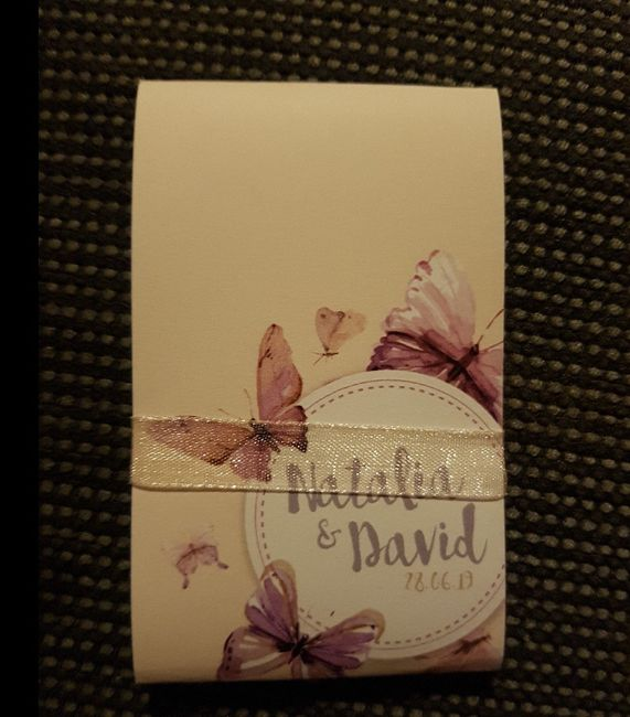 Ayuda detalles boda - 2