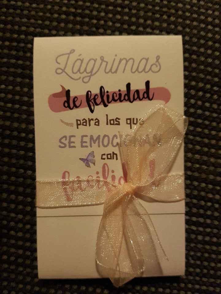 Lagrimas de felicidad 😍 - 2